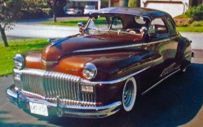 1946 Desoto Flamed