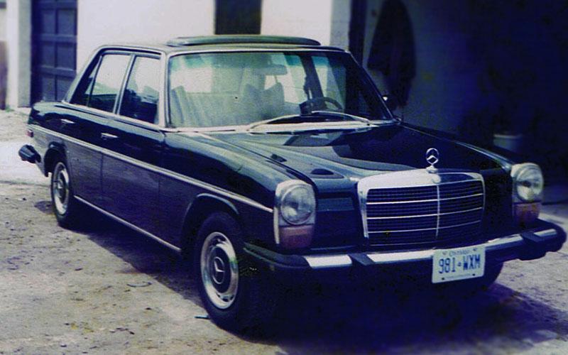 1976 Mercedes 300d