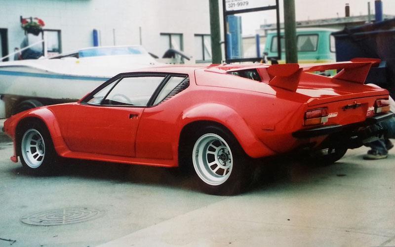 1985 Pantara Red